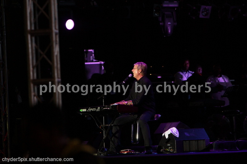 photoblog image Don Moen... @ The Experience Lagos 2010