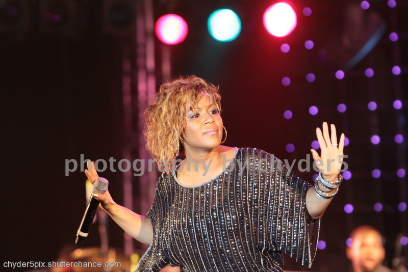 photoblog image Mary Mary LIve on stage @ The Experience Lagos 2010
