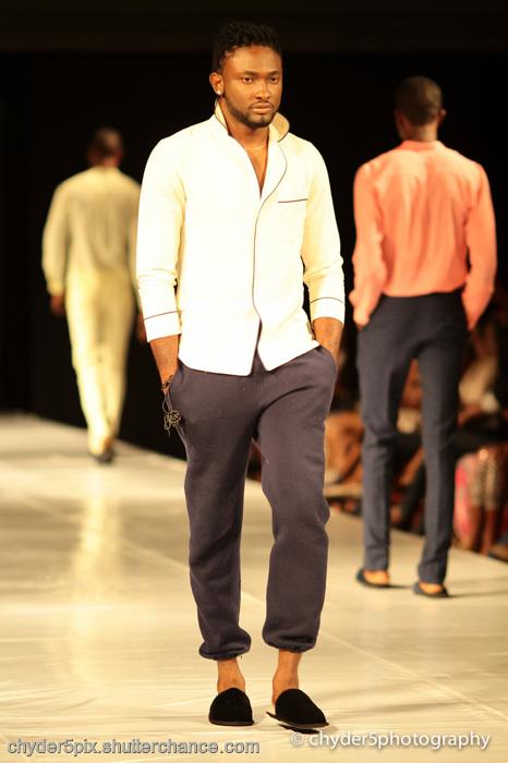 photoblog image MTN Lagos Fashion & Design week 2011: Kelechi Odu