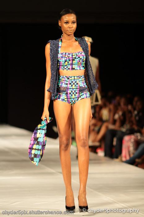 photoblog image MTN Lagos Fashion & Design week 2011: Jewel by Lisa